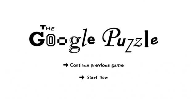 The google Puzzle à découvrir !