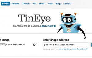 TinEye.com, Getfractal.com, et Rebrickable.com, moisson de site intéressant pour la rentrée !