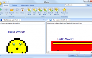 [Software] IE Tester, toutes les versions d'Internet Explorer dans un seul soft