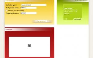 Outils du webmaster : Ajaxload.info