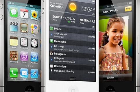Iphone 4S pour bien résumé une fois !