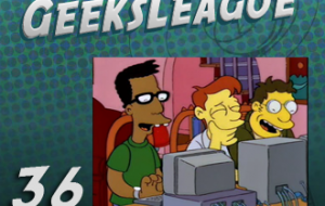 Podcast Geeksleague #36 Leave The Simpsons alive