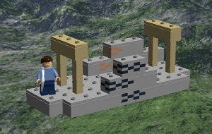 Lego Minecraft …