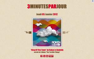 [Musique] 3 minutes par jour