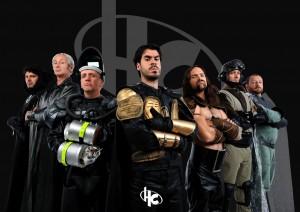 [TV] Hero Corp, une série avec des vrais héros dedans.