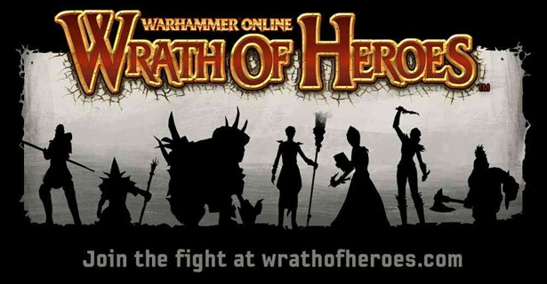 Une bêta ouverte pour Warhammer Online : Wrath of Heroes free-to-play