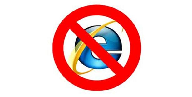 RageChill attaque Internet Explorer avec un message plutôt sarcastique