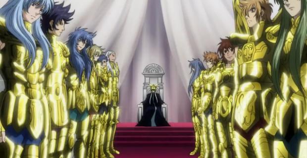 Saint Seiya Omega. Un retour au sources?