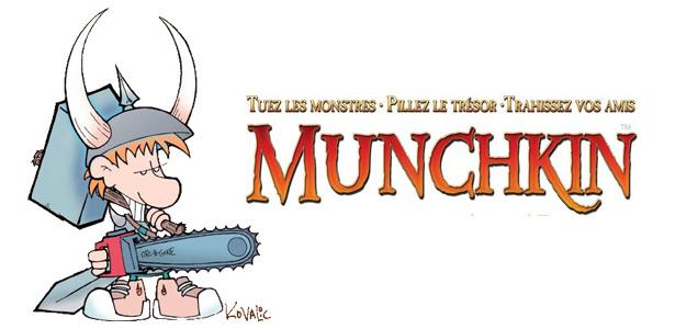 Munchkin : tuez les monstres, pillez le trésor, trahissez vos amis