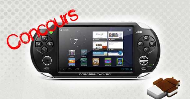 [Concours] Gagne une tablette Android JXD S5110
