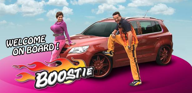 La Boostie life
