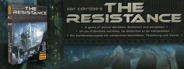 Jeu de société, «Résistance» va vous rendre paranos