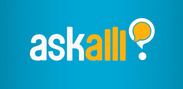Askalll, application web pour poser des questions