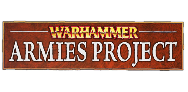Warhammer Armies Project, des règles d'armées V8 custom