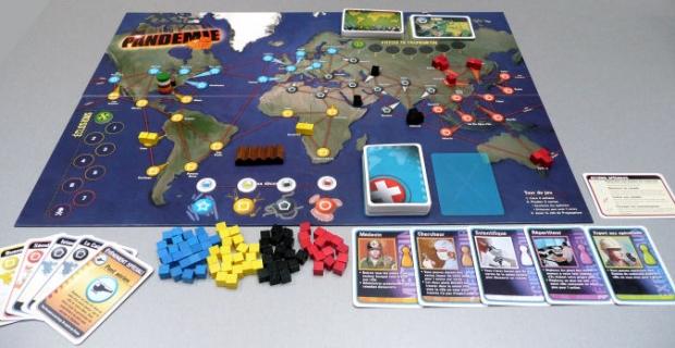 [jeu de société] Pandémie