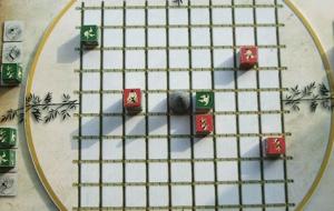 Geeksleague 61 reçoit les auteurs du jeu de société Kumo-hogosha