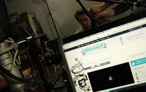 Geeksleague 63 Le podcast international
