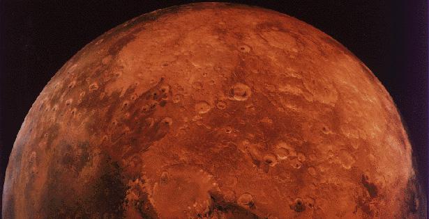 Ce vendredi, destination Mars