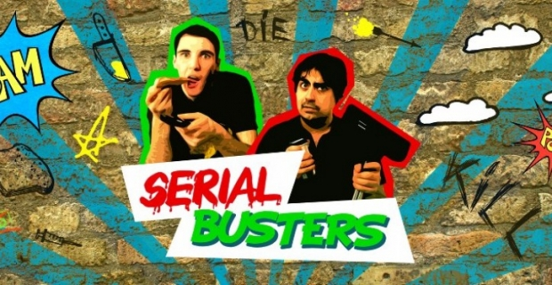 Serial Busters, la web chronique des séries pourries