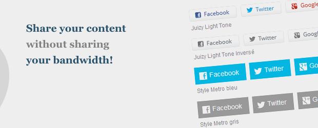 Partager vos articles WordPress sur les réseaux sociaux facilement