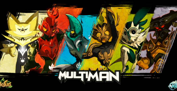Dofus, les Multimans