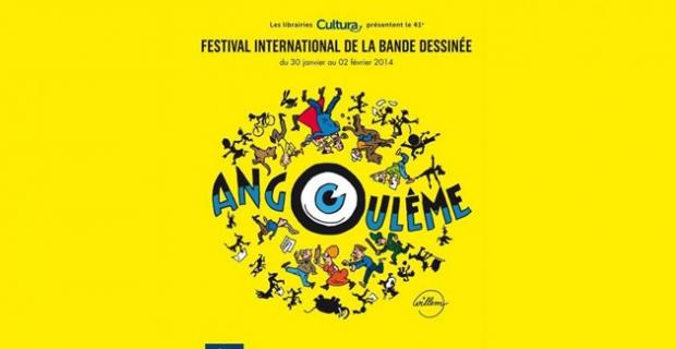 Festival de la BD Angloulême 2014