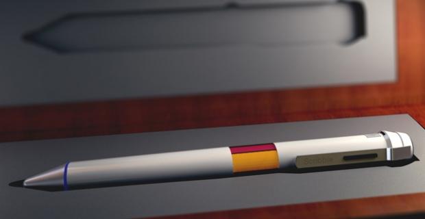 Le stylo 100.000 couleurs