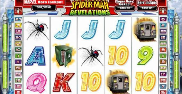 Jouez à la Machine à sous Spider-Man Revelations