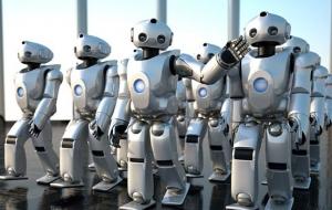 Podcast Geeksleague 92, Sept cent millions de robots