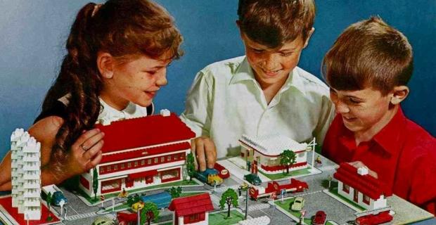 Reconstruire vos vieux LEGO