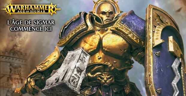 Warhammer Age of Sigmar, la «final fantasy» ?