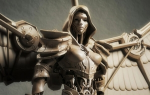 Site de vente de figurines alternatives à Warhammer 40k