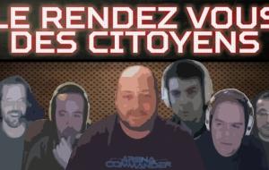 Le rendez-vous du citoyen, le podcast spécialisé dans Star Citizen
