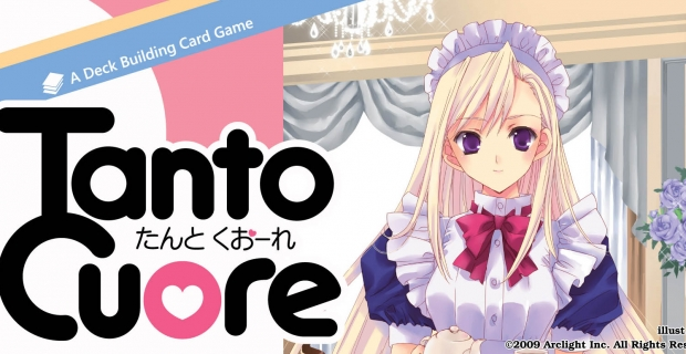 Tanto Cuore, un deck-building qui sort du lot