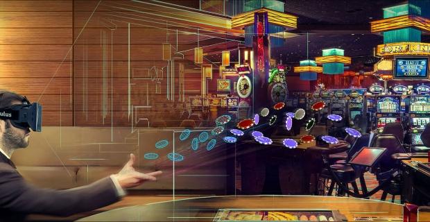 Les Casinos en réalité virtuel