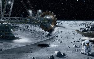 Space Mining : Phase 1 prospection