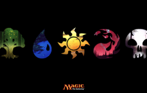 Geeksleague 128, Rapdel et les Jobars à la carte (Magic)