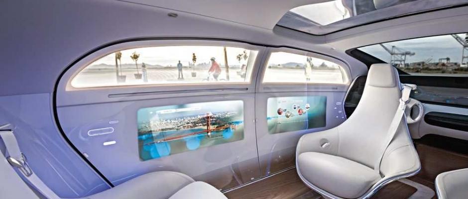 A Step To the Future : La révolution de l'AUTO-mobility