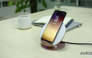 [Concours] Test du chargeur sans fil Aursen