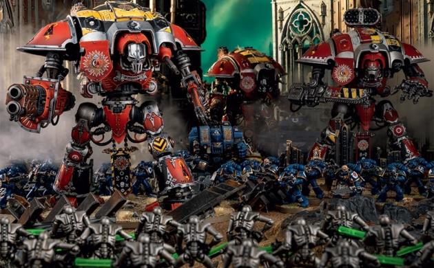 Acheter des figurines (Warhammer) en occasion